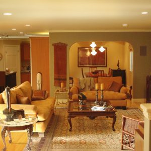 Living/dining Room – Lombardy Lane, Orinda, CA