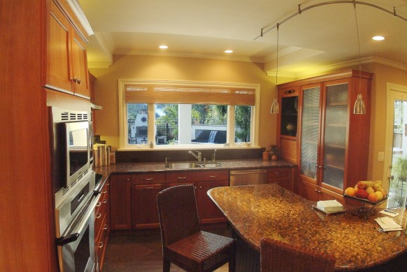 Kitchen – Lombardy Lane, Orinda, CA