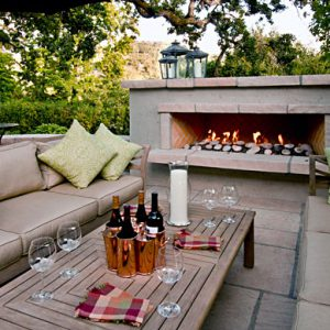 Outdoor Entertaining Patio Tarry Lane, Orinda, CA
